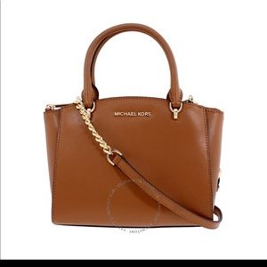 NWT Brand new Michael Kors Large Satchel Ellis bag